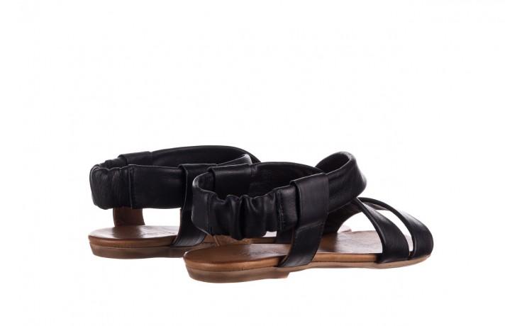 Sandały bayla-161 061 849 czarny, skóra naturalna  - bayla - nasze marki 3
