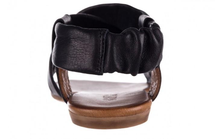 Sandały bayla-161 061 849 czarny, skóra naturalna  - bayla - nasze marki 6