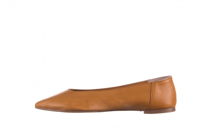 Baleriny bayla-161 093 388 4010 tan, brąz, skóra naturalna - skórzane - baleriny - buty damskie - kobieta 2