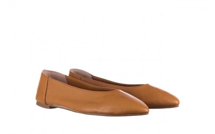 Baleriny bayla-161 093 388 4010 tan, brąz, skóra naturalna - skórzane - baleriny - buty damskie - kobieta 1