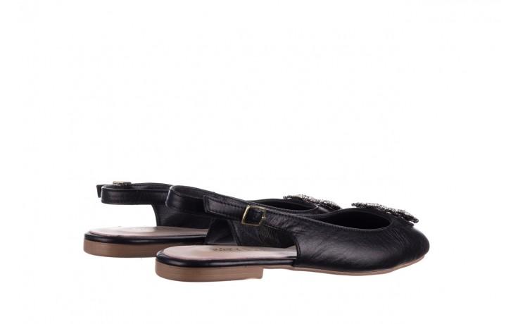 Sandały bayla-161 093 388 4054 czarny, skóra naturalna  - bayla - nasze marki 3