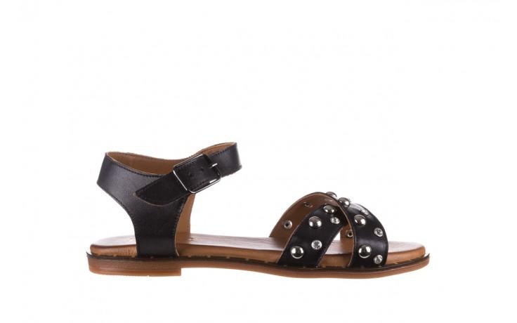 Sandały bayla-176 122z czarny, skóra naturalna  - bayla - nasze marki