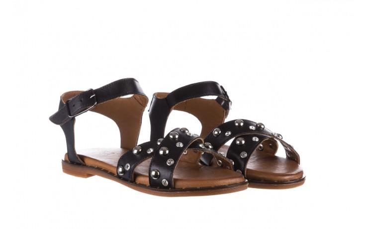 Sandały bayla-176 122z czarny, skóra naturalna  - bayla - nasze marki 1