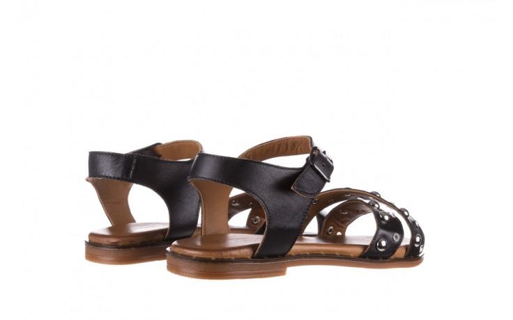 Sandały bayla-176 122z czarny, skóra naturalna  - bayla - nasze marki 3