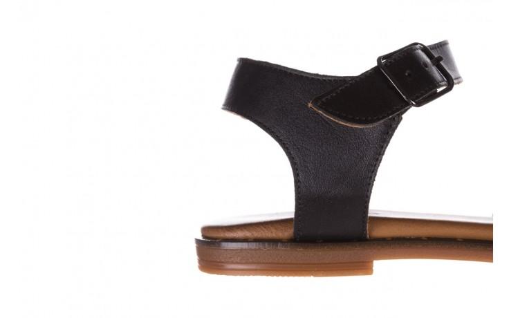 Sandały bayla-176 122z czarny, skóra naturalna  - bayla - nasze marki 6