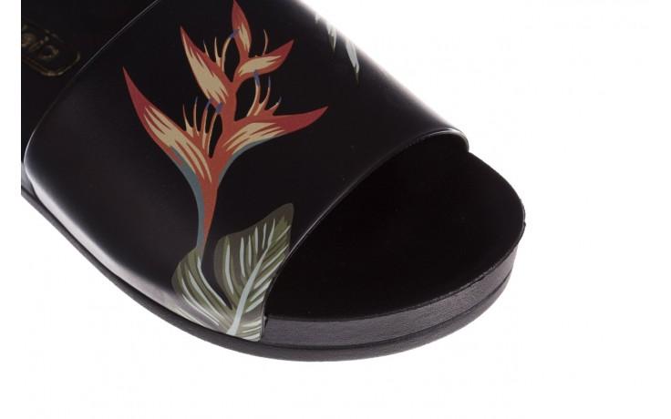 Klapki azaleia 290 196 black-red, czarny, guma - azaleia - nasze marki 5
