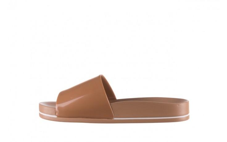 Klapki azaleia 290 195 capuccino, brąz, guma - gumowe/plastikowe - klapki - buty damskie - kobieta 2