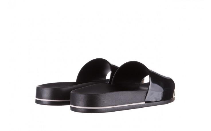Klapki azaleia 290 195 black, czarny, guma - azaleia - nasze marki 3