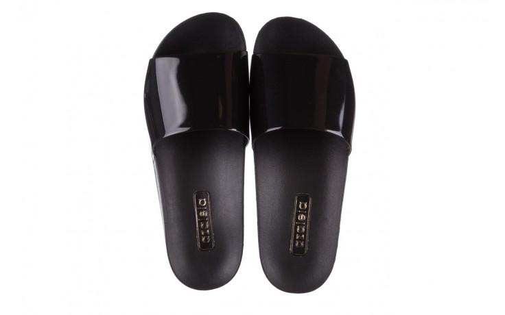 Klapki azaleia 290 195 black, czarny, guma - azaleia - nasze marki 4