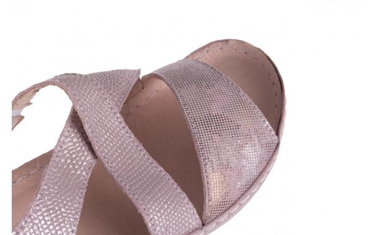 Sandały bayla-100 449 lila, skóra naturalna  - bayla - nasze marki 5