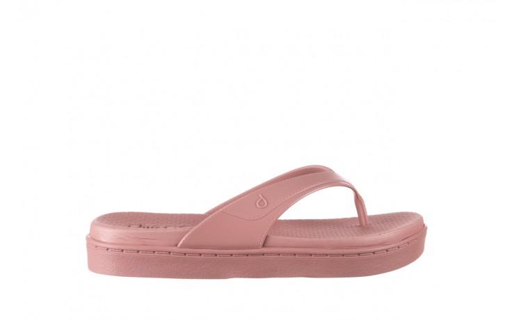 Klapki dijean 286 248 old pink-pink, róż, guma - dijean - nasze marki