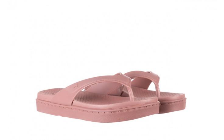 Klapki dijean 286 248 old pink-pink, róż, guma - dijean - nasze marki 1