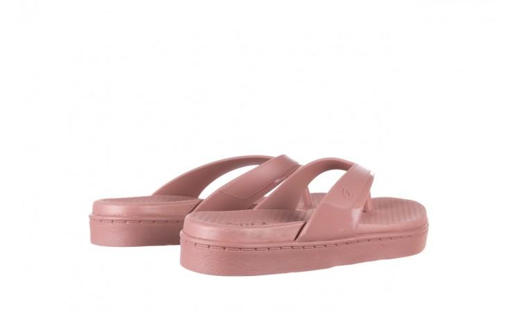 Klapki dijean 286 248 old pink-pink, róż, guma - dijean - nasze marki 3
