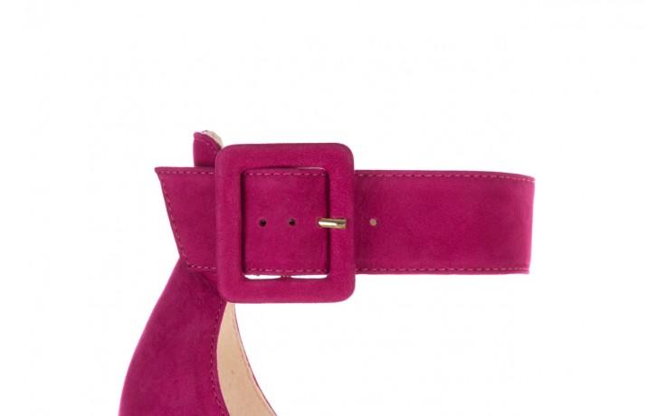 Sandały bayla-065 6189496 róż, skóra naturalna - bayla - nasze marki 6