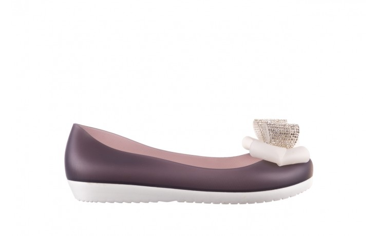 Baleriny sca'viola 871 grey, fiolet, silikon - sca`viola - nasze marki