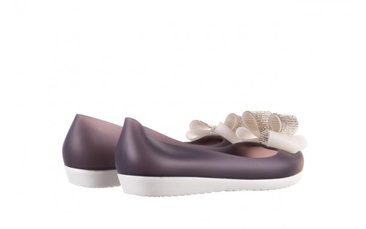 Baleriny sca'viola 871 grey, fiolet, silikon - sca`viola - nasze marki 3