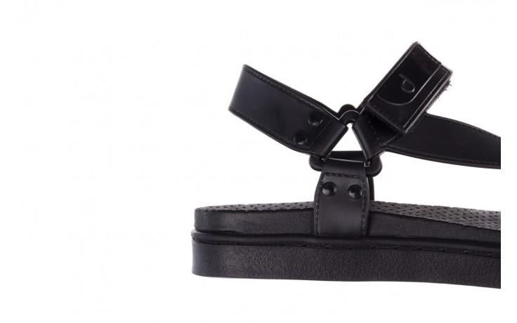 Sandały dijean 286 276 black-black, czarny, guma - dijean - nasze marki 6