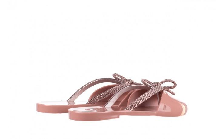 Klapki melissa ela chrome ad pink, róż, guma - melissa - nasze marki 3