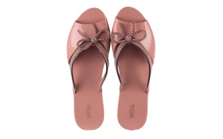 Klapki melissa ela chrome ad pink, róż, guma - melissa - nasze marki 4