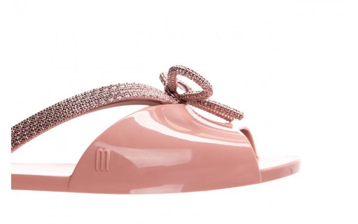 Klapki melissa ela chrome ad pink, róż, guma - melissa - nasze marki 6