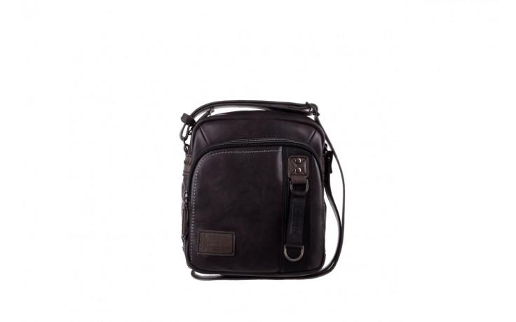 Torebka beluchi 28102-01 black, brąz, skóra ekologiczna  - torebki - akcesoria - kobieta