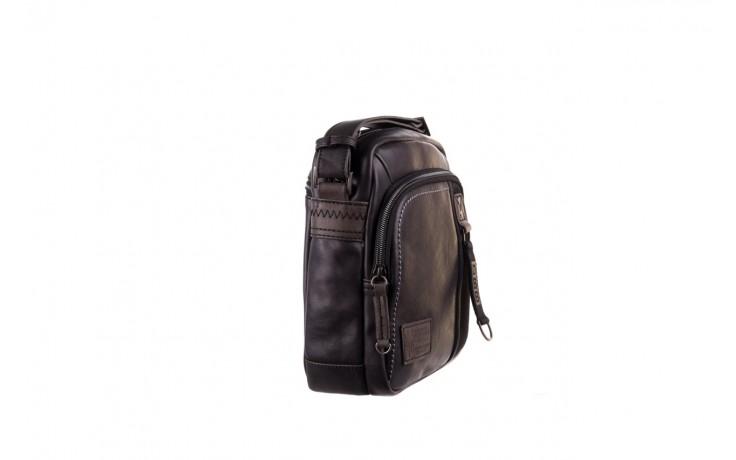 Torebka beluchi 28102-01 black, brąz, skóra ekologiczna  - torebki - akcesoria - kobieta 1