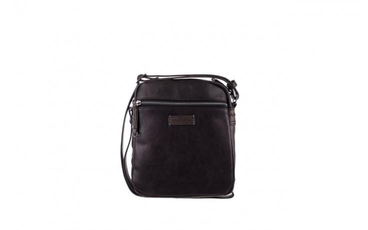 Torebka beluchi 28102-01 black, brąz, skóra ekologiczna  - torebki - akcesoria - kobieta 2