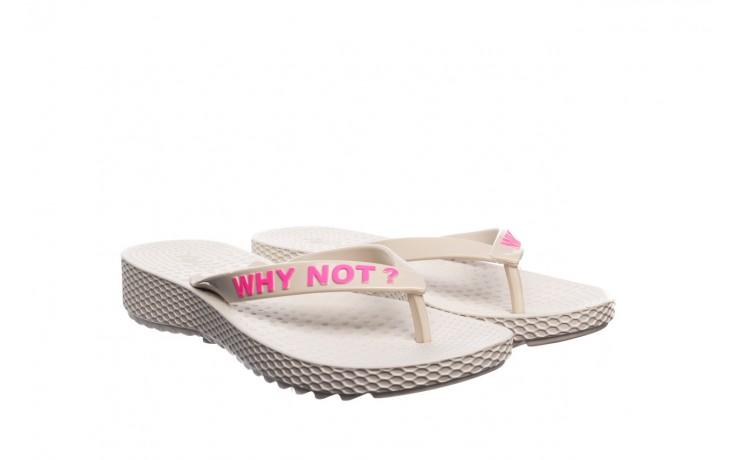 Klapki dijean 291 344 ivory-pink, beż, guma - dijean - nasze marki 1