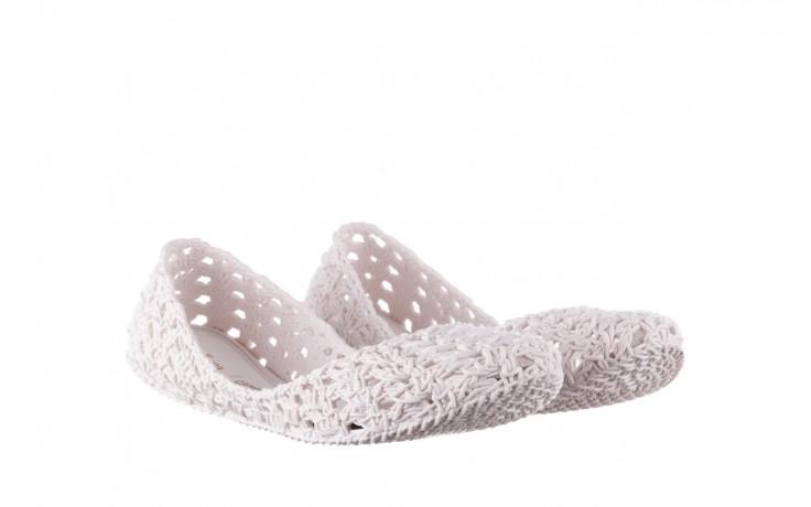 Baleriny melissa campana crochet ad white, biały, guma - baleriny - melissa - nasze marki 1