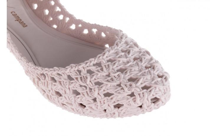 Baleriny melissa campana crochet ad white, biały, guma - baleriny - melissa - nasze marki 5