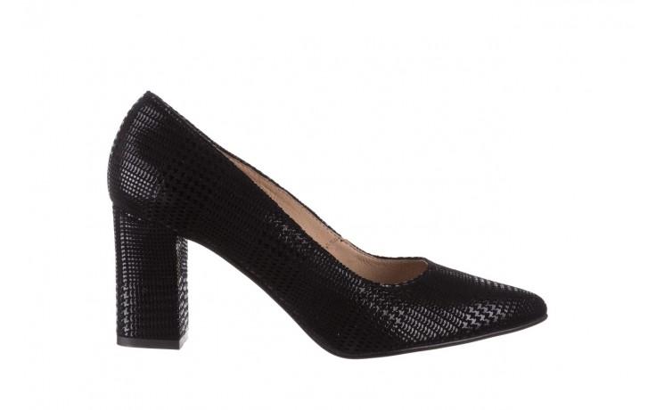 Czółenka bayla-188 003 czarny, skóra naturalna  - czółenka - buty damskie - kobieta