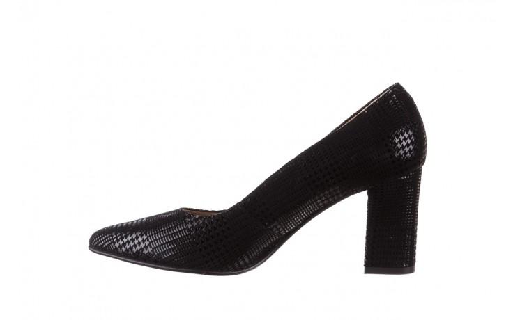 Czółenka bayla-188 003 czarny, skóra naturalna  - czółenka - buty damskie - kobieta 2