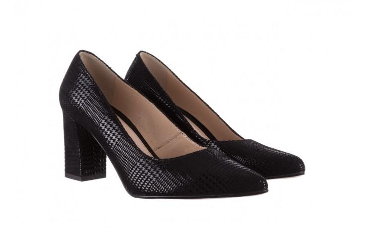Czółenka bayla-188 003 czarny, skóra naturalna  - czółenka - buty damskie - kobieta 1