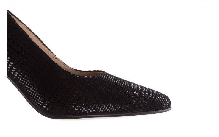 Czółenka bayla-188 003 czarny, skóra naturalna  - czółenka - buty damskie - kobieta 6