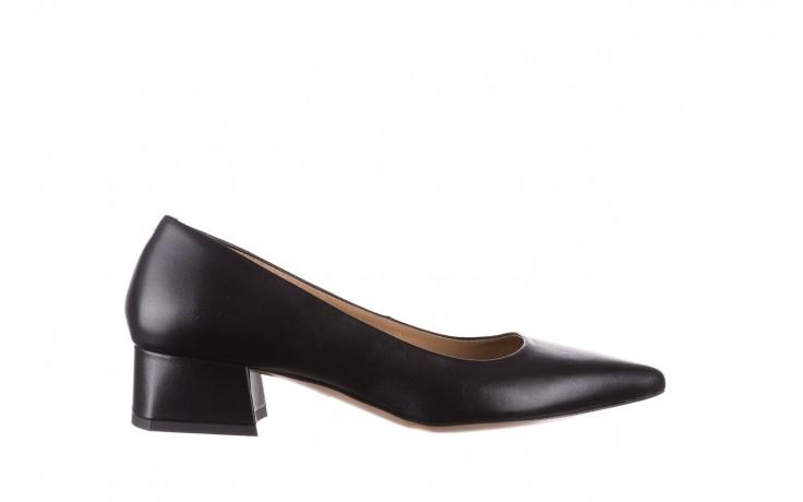 Czółenka bayla-188 002 czarny, skóra naturalna  - skórzane - czółenka - buty damskie - kobieta