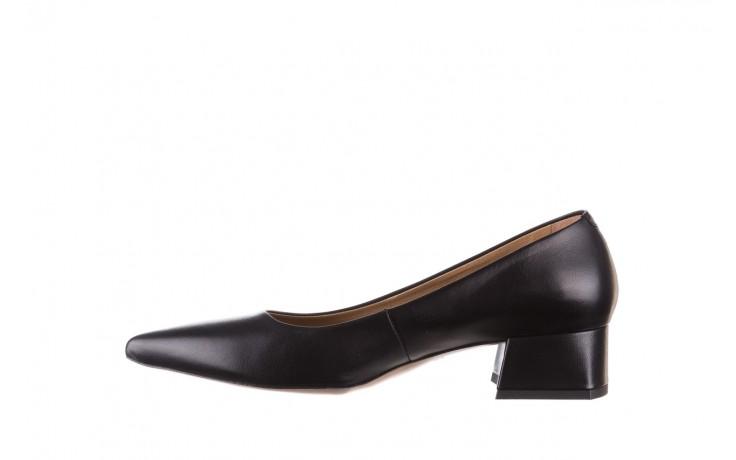 Czółenka bayla-188 002 czarny, skóra naturalna  - skórzane - czółenka - buty damskie - kobieta 2