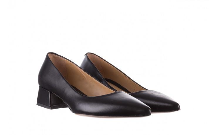 Czółenka bayla-188 002 czarny, skóra naturalna  - skórzane - czółenka - buty damskie - kobieta 1
