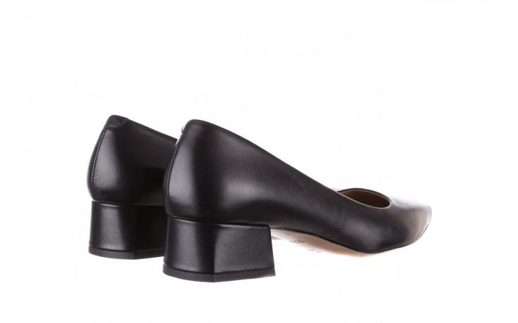Czółenka bayla-188 002 czarny, skóra naturalna  - skórzane - czółenka - buty damskie - kobieta 3