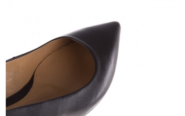 Czółenka bayla-188 002 czarny, skóra naturalna  - skórzane - czółenka - buty damskie - kobieta 5