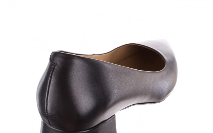 Czółenka bayla-188 002 czarny, skóra naturalna  - skórzane - czółenka - buty damskie - kobieta 7