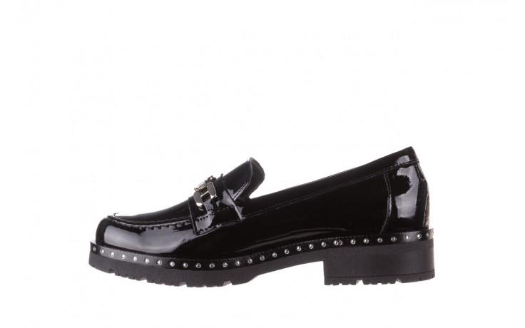 Półbuty pitillos 5811 negro, czarny, skóra naturalna lakierowana  - na obcasie - półbuty - buty damskie - kobieta 2