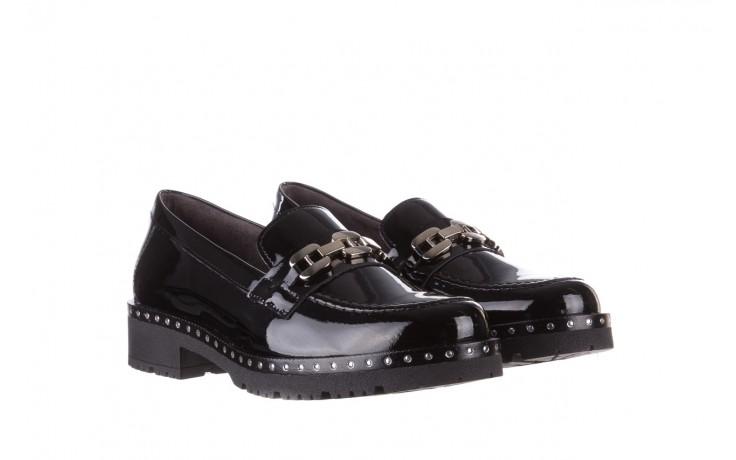 Półbuty pitillos 5811 negro, czarny, skóra naturalna lakierowana  - na obcasie - półbuty - buty damskie - kobieta 1