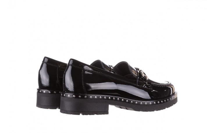 Półbuty pitillos 5811 negro, czarny, skóra naturalna lakierowana  - na obcasie - półbuty - buty damskie - kobieta 3