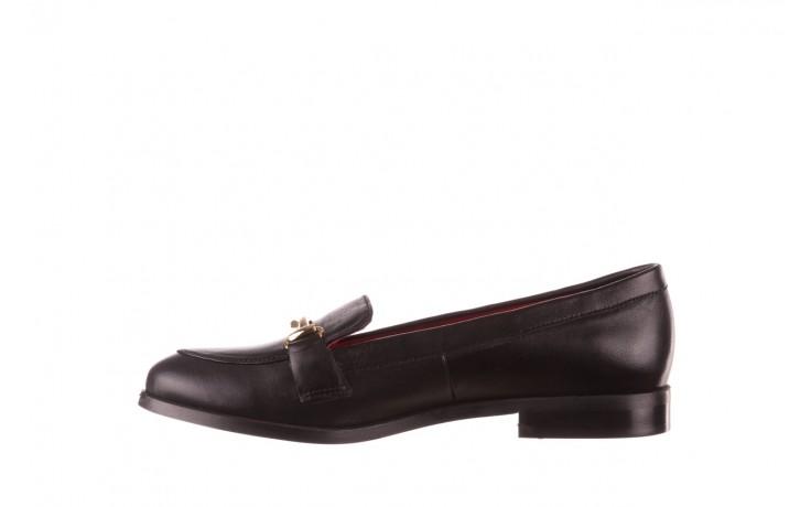 Półbuty bayla-157 b024-076-p czarny 157020, skóra naturalna  - skórzane - półbuty - buty damskie - kobieta 3