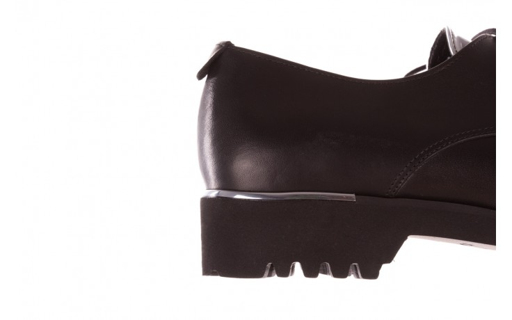 Półbuty bayla-157 b021-076-p czarny 157018, skóra naturalna - skórzane - półbuty - buty damskie - kobieta 7