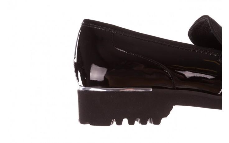 Półbuty bayla-157 b020-126-p czarny, skóra naturalna lakierowana - bayla - nasze marki 7