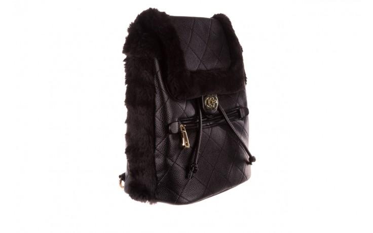 Plecak sca'viola t-58 black, czarny, skóra naturalna  - torebki - akcesoria - kobieta 2