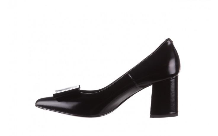 Czółenka bayla-056 9404-1278 czarny, skóra naturalna  - czółenka - buty damskie - kobieta 3
