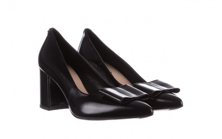 Czółenka bayla-056 9404-1278 czarny, skóra naturalna  - czółenka - buty damskie - kobieta 1