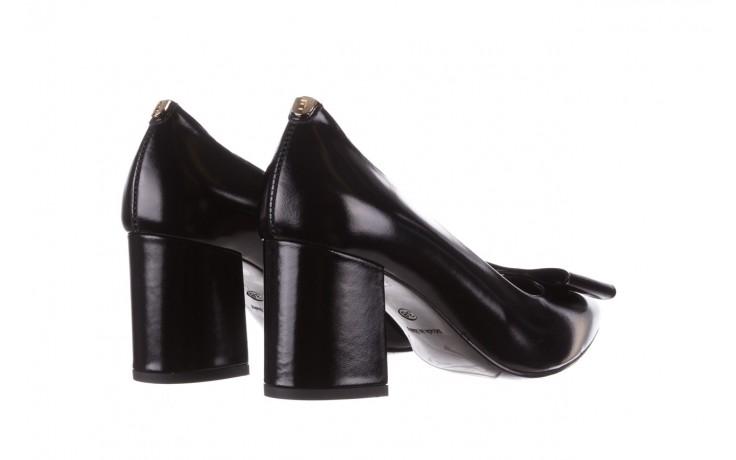Czółenka bayla-056 9404-1278 czarny, skóra naturalna  - czółenka - buty damskie - kobieta 4